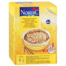 Отзывы о <b>Хлопья пшеничные Nordic</b>
