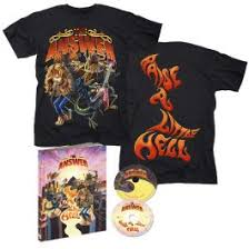 THE <b>ANSWER</b>-<b>Raise</b> A Little Hell/Digipack Limited Edition A5 ...