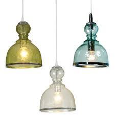 paxton mouth blown glass light pendant j bathroom lighting pendants