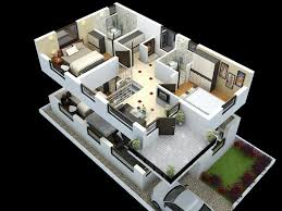 Duplex Home Design Plans d   Homemini s comCut Model Of Duplex House Plan Interior Design This Link To View More Details Interiors Apnaghar