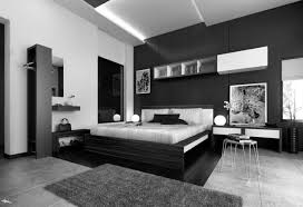 alluring master black and white bedrooms designs with black low platform bed and white covers set black and white bedroom furniture