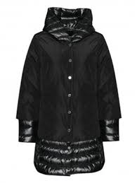 <b>Куртка</b> с принтом на молнии <b>Persona by</b> Marina Rinaldi серая ...