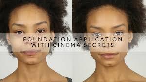 <b>Foundation</b> Application With Cinema <b>Secrets Foundation</b> - YouTube