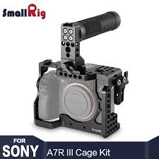 <b>SmallRig a7r3 Camera Cage</b> Kit for Sony A7R III / A7M3 / A7III With ...