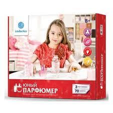 <b>Набор INTELLECTICO Юный парфюмер</b> 705 — купить в ...