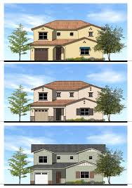 new homes for home builders and new home construction photos