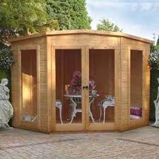 How to apply for planning permission   Green Fingers x  shire barclay corner summerhouse