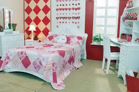 girls bedroom cute rooms pink white