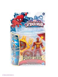 "<b>Фигурка</b> из серии ""Супер-паутина: IRON <b>SPIDER</b>-<b>MAN</b>"" <b>Hasbro</b> ..."