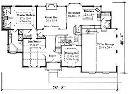 Rich in Elegance   TM   st Floor Master Suite  Bonus Room    Floor Plan