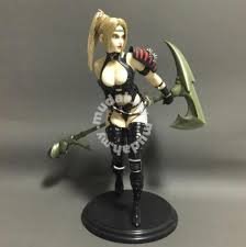 12 inch <b>Final Fantasy Cosplay</b> Manga <b>Anime</b> figurine - Hobby ...