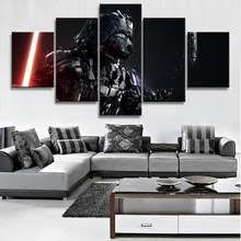 Compare prices on <b>5 Panel Framed</b> Printed Star Wars - shop the ...