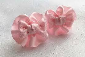Детский бантик <b>Анетт розовый</b> | Детские бантики. Аксессуары ...