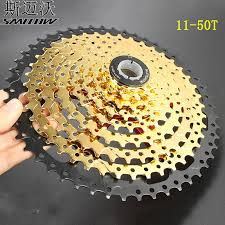 SUNSHINE 9/27S Speed Cassette 11-50 T Wide Ratio <b>bike</b> ...