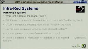 dda and hearing loops saville web tv 31 56