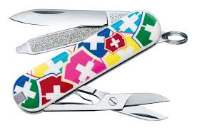 <b>Нож</b>-<b>брелок VX Colors</b> 58мм 7 функций от Victorinox купить в ...