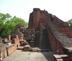 The Nalanda Mahavihara
