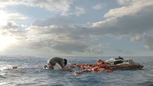 exclusive life of pi behind the scenes photos images the image