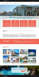 top cms templates for real estate business gt themes apartments for rent joomla template