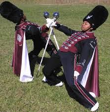 hbcu ing bands about the drum majors gotta love those drum major