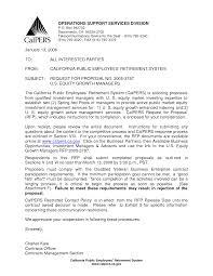 vendor proposal cover letter sample vendor proposal cover letter rfp response cover letter sample