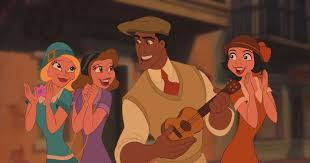 Image result for princess and the frog prince