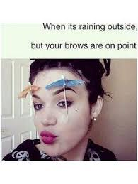Bold Brows on Pinterest | Beauty Trends, Best Eyebrows and Brows via Relatably.com