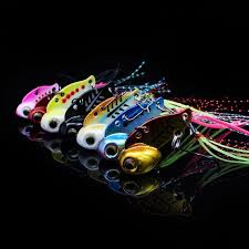 Mini <b>Vib Road</b> Sublure 3g/6g Lui Gold Fish Hook Loose False <b>Bait</b> ...