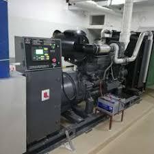 <b>50KW 62.5KVA</b> DEUTZ <b>DIESEL GENERATOR</b> SET 1. Engine ...