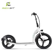 <b>RICH BIT H100</b> Folding Electric Scooter 36V – myworld-gadget