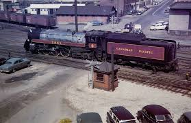 Image result for canadian pacific 4-8-2