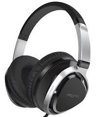 <b>Creative Aurvana Live</b>! <b>2</b> headphones launched in India for Rs. 12999