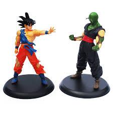 <b>2pcs</b>/<b>lot</b> 23cm <b>Dragon</b> Ball Action Figures Goku & Piccolo Super ...