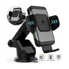 Air Vent Motorized Cell <b>Phone Holder</b> for <b>Car</b> Compatible with ...