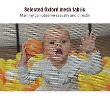 BIGWING Style <b>Baby Playpen Foldable Baby</b>- Buy Online in ...