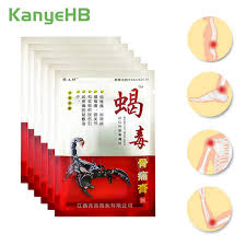 <b>48pcs</b>/<b>6bags</b> Chinese Medicine Joint Pain Relief Pain Relieving ...