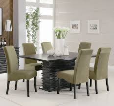 Grey Dining Room Table Sets Beautiful Grey Dining Table Set On Stanton Black And Gray Wood
