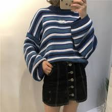 <b>harajuku stripe sweater</b>
