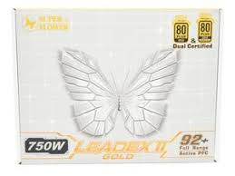 Тест и обзор: <b>Super Flower</b> Leadex II Gold 750W (SF-750F14EG ...