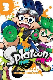 (Get)~Pdf/Kindle~ <b>Splatoon</b>, Vol. 3 ~1089FERA* - kuro3