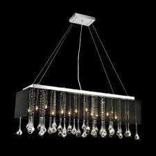 amazing rectangle chandelier with crystals for home lighting fixture ideas and dining room decoration also hanging amazing hanging dining room