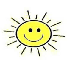 Image result for sunshine emoticon
