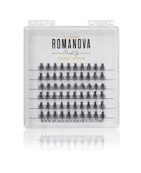 <b>Пучки Romanovamakeup</b> M-<b>SHORT MINI</b> (60 шт.)