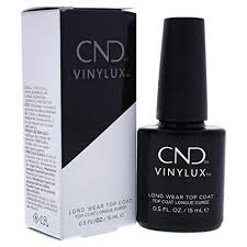 CND Vinylux Long Wear Top Coat: Premium Beauty - Amazon.com