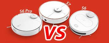<b>360 S6 Pro</b> vs <b>360 S6</b> vs 360 S7 Vacuum Cleaner