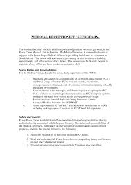 Cover letter medical office assistant   Writing And Editing