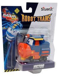 """<b>Паровозик</b> """"Виктор"""" <b>Robot Trains</b> — купить в интернет-магазине ..."""