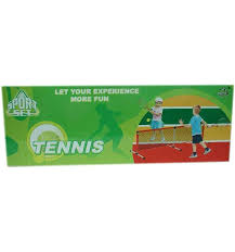 Игровой набор <b>Deex</b> Теннис, 72 и 53 см, артикул: DST09014 ...