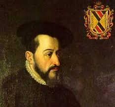 virrey Antonio de Mendoza. VIRREY ANTONIO | CON SU ESCUDO. Antonio de Mendoza y Pacheco parece que nació hacia 1490 o ... - virreyan