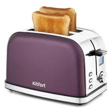<b>Тостер Kitfort KT</b>-<b>2036</b>-3 — купить в интернет-магазине ОНЛАЙН ...